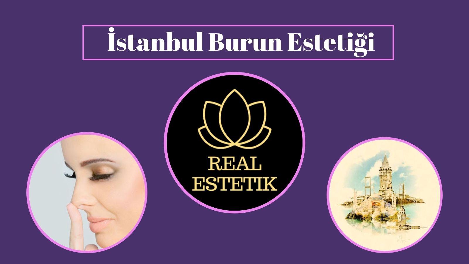 istanbul'da burun estetiği